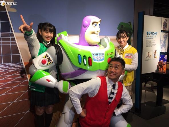 世界的アニメのひみつ大公開!石田靖とたこ虹が、アニメーションの裏側を大調査!
