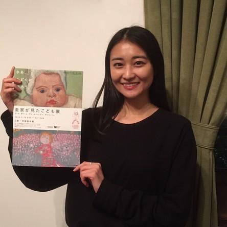 三菱一号館美術館が音声コンテンツでスペシャル企画を実施! アイドルの和田彩花さんが案内人として登場します。新感覚美術鑑賞「あやちょと巡る。画家が見たこども展」限定配信! (1)