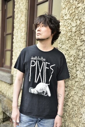 the pillows山中さわお 約7年ぶりソロアルバム&全国ツアー開催を発表