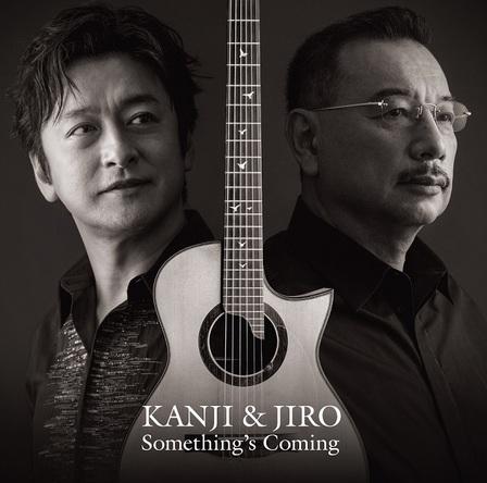 石丸幹二がギタリスト吉田次郎とタッグ アルバム『Something's Coming』をリリース レコ発ライブの開催も決定