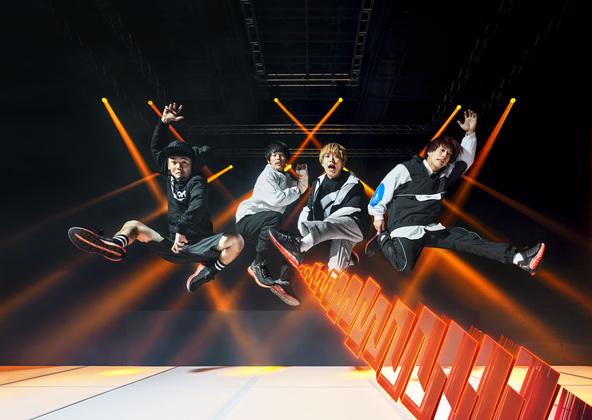 "04 Limited Sazabys ×Reebok ""ZIG KINETICA""とのコラボ楽曲「Jumper」Music Videoが2月21日(金)に公開! (1)"