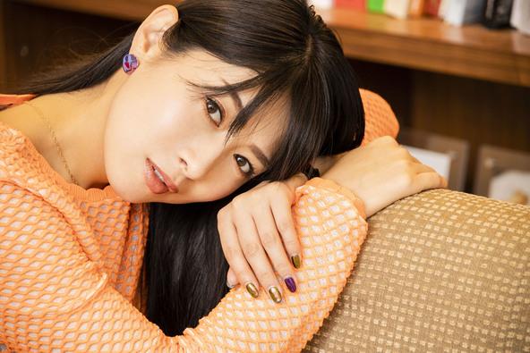 茅原実里インタビュー15周年ベストアルバム『SANCTUARYII~Minori Chihara Best Album~』「不思議な気持ちと一緒に喜びと感動がこみ上げた――」 (c)撮影:福岡諒祠