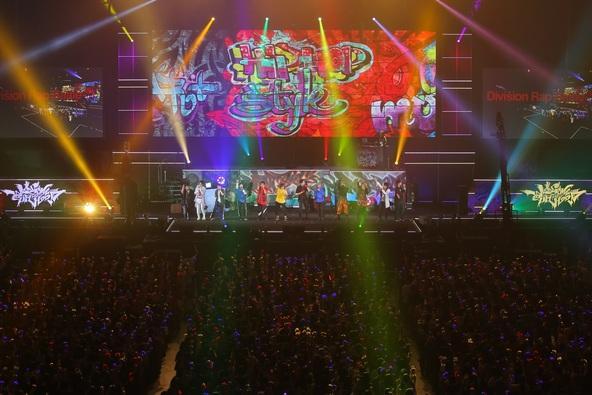 ヒプノシスマイク -Division Rap Battle-4th LIVE@オオサカ《Welcome to our Hood》Blu-ray/DVDより