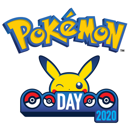 「Pokémon Day」ロゴ (c)2020 Pokémon. (c)1995-2020 Nintendo/Creatures Inc. /GAME FREAK inc.