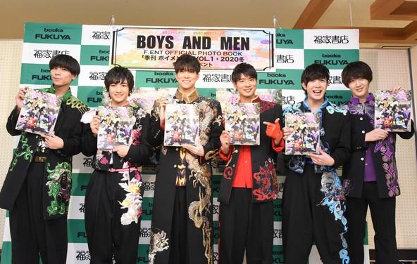 デビュー10周年のBOYS AND MENが季刊フォトブックで後輩とコラボ!!「新たな一面が見られる一冊。これからも良い先輩で居続けます!!」 (1)