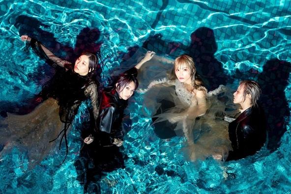 SCANDAL 新曲「Tonight」のMVでHARUNAがコンテンポラリーダンスを披露