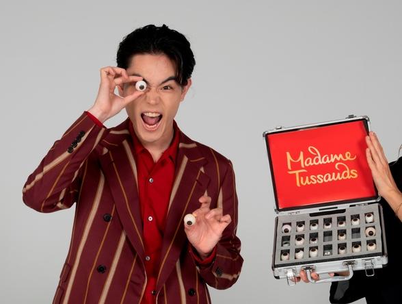 俳優・菅田将暉さん等身大フィギュア2月21日(金)より「マダム・タッソー東京」に展示開始!秘蔵フィギュアメイキング映像も初公開! (1)