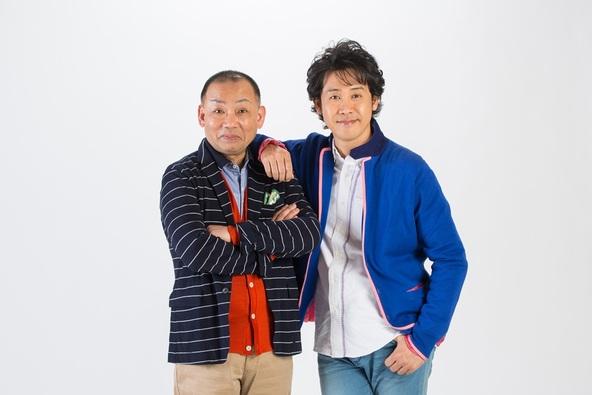『1×8いこうよ!』YOYO'S(大泉洋、木村洋二) (c)STV
