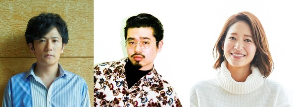 稲垣吾郎、ハマ・オカモトがお笑い芸人と音楽生対談!『THE TRAD』(毎週月曜~木曜15:00~16:50/TOKYO FM)