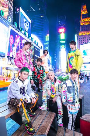 DA PUMPが3都市で開催中のアリーナツアーから、ファイナルとなる大阪城ホール公演をWOWOWで独占生中継決定! (1)