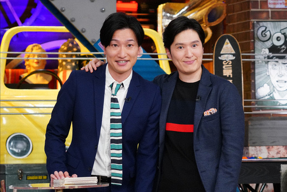 『ウチのガヤがすみません!スタジオ収録の様子(1) (c)NTV