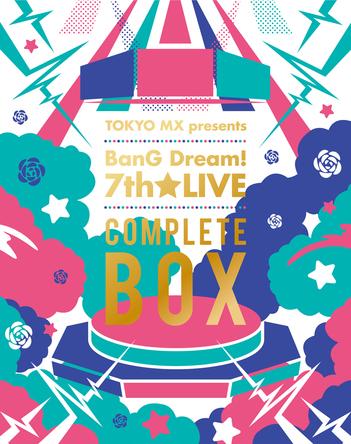 Blu-ray「TOKYO MX presents『BanG Dream! 7th☆LIVE』」本日発売! (1)  (C)BanG Dream! Project (C)Craft Egg Inc. (C)bushiroad All Rights Reserved.