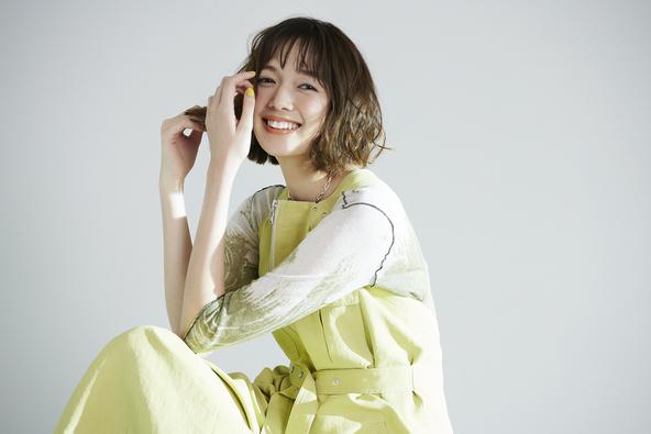 モデル・佐藤栞里さんが履く、ORiental TRaffic 20SS新作VISUALを公開 (1)