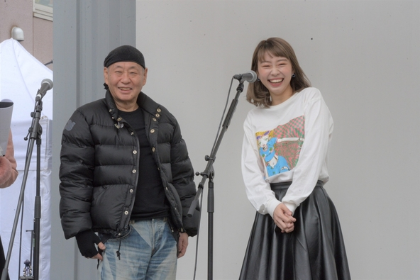 武者修行中の大矢梨華子、泉谷しげる主催の下北沢フェスに出演!