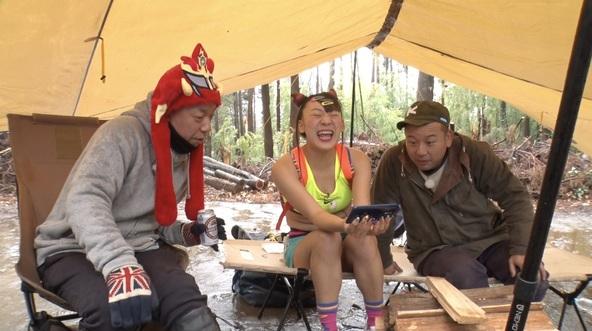実は人見知りなバイきんぐ小峠さんが、相方西村さんプロデュースのキャンプで友達づくりに挑戦!BIGLOBEが大好評キャンプ・バラエティ第3弾AbemaTV『フレンドリーバイきんぐ~冬キャンプ編~』を放送 (1)