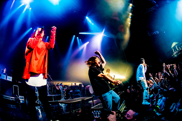 SPACE SHOWER TV×Monster Energy モンスターロック LIVE 2020東名阪ツアーのライブレポートが到着!
