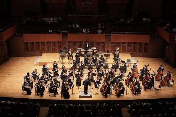今年創立40周年を迎える大阪交響楽団 (C)飯島隆