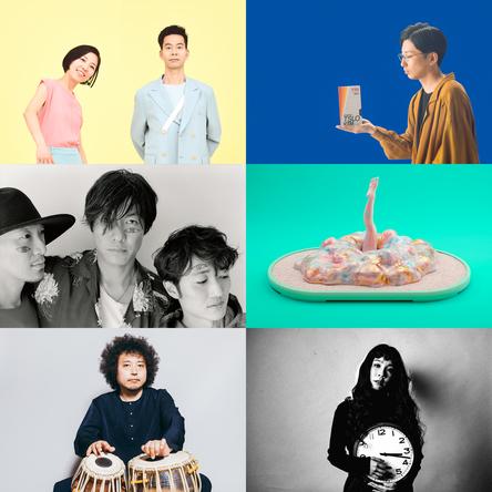 「FUJI & SUN '20」第2弾出演アーティスト発表! (1)
