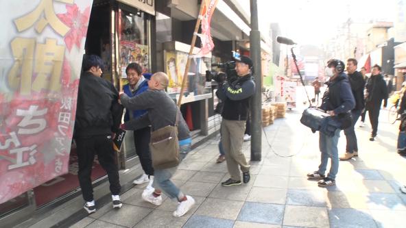 早乙女太一が人生初の課外授業へ! 浜田の暴走で急きょ劇場に突撃!? (1)