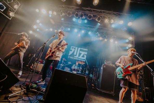 「スペースシャワー列伝 JAPAN TOUR 2020」が福岡で開幕!KOTORI、Suspended 4th、ズーカラデル、ハンブレッダーズが全国9ヶ所を回り各地で旋風を巻き起こす! (1)