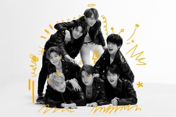 BTS、ニューアルバム『MAP OF THE SOUL : 7』が91の国と地域でiTunesチャート1位を記録  (c)Photo by Big Hit Entertainment