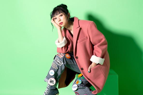 竹内アンナ、3月18日リリースの1st Album 『MATOUSIC』初回盤DVDからスタジオライブ映像を公開! (1)