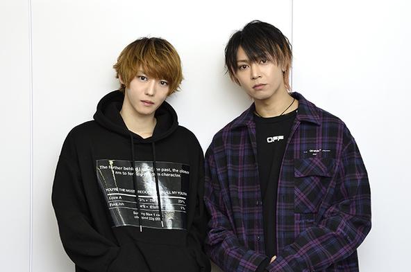(左から)櫻井圭登、山田ジェームス武