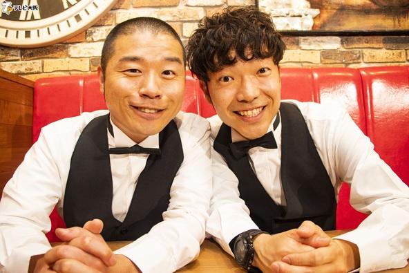テレビ大阪で愛にあふれた新番組「アキナのほめらレストラン~ごほうびゴハンいただきます~」3月3日(火)よる9:54スタート!