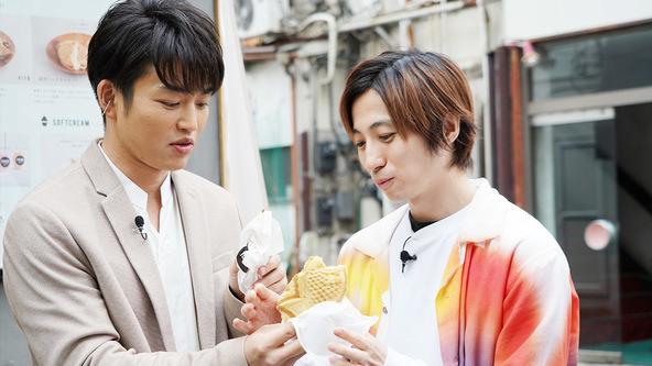 w-inds.千葉涼平&DA PUMP KENZOの次なる旅は、KENZOの故郷・福岡へ!ドライブ姿や太宰府天満宮でのダンスに注目