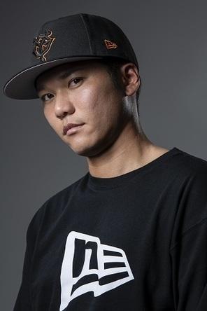 坂本勇人選手が「NEW ERA」のアンバサダーに就任した
