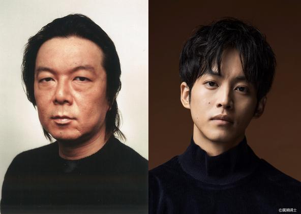 映画『空白』古田新太、松坂桃李 (c)スターサンズ