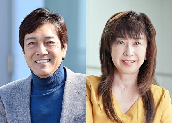 「あまんじゃく 元外科医の殺し屋 最後の闘い」野口五郎、大場久美子 (c)テレビ東京