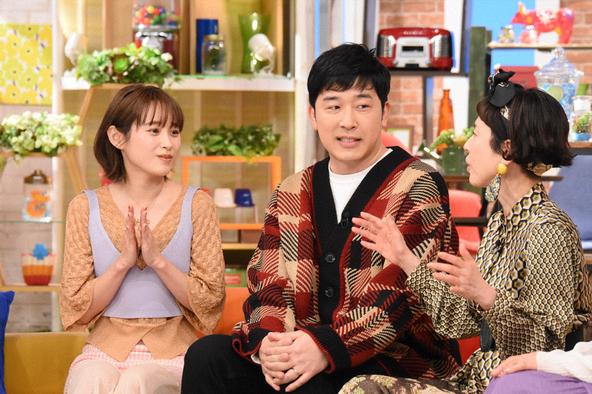 『メレンゲの気持ち』〈ゲスト〉あべこうじ&高橋愛 〈キャスト〉久本雅美(1) (c)NTV