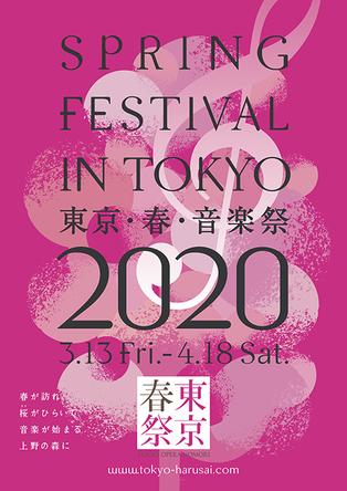 『東京・春・音楽祭2020』