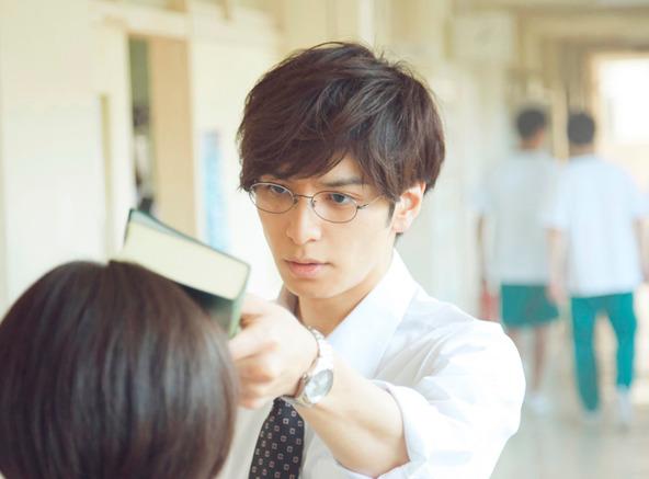 映画『先生、、、好きになってもいいですか?』生田斗真 河原和音/集英社 (c)2017 映画「先生!」製作委員会