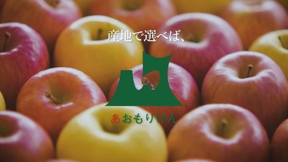 これが、青森県の本気のリンゴCMだ!「あおもりんご」 (1)