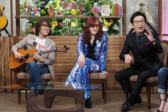 THE ALFEE高見沢&坂崎と神野美伽が松田聖子の名曲コラボ、貴重映像も!『あの年この歌 3時間スペシャル』