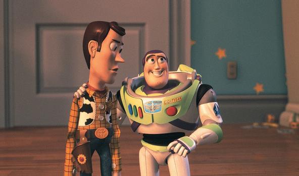 金曜ロードSHOW!『トイ・ストーリー2』場面(1) (c)Disney/Pixar