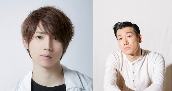 (左から)有澤樟太郎、Oguri(s**t kingz)