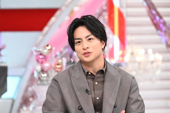 『おしゃれイズム』〈ゲスト〉白濱亜嵐(EXILE/GENERATIONS from EXILE TRIBE) (c)NTV