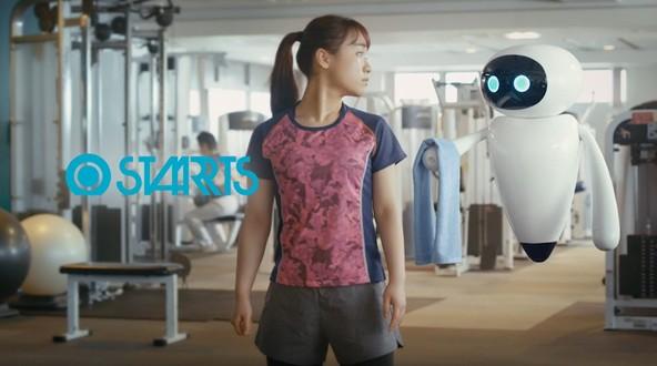卓球女子日本代表・ 伊藤美誠選手がスターツのCMに初出演「道はじぶんでつくる」篇/「未来ロボット・トレーニング」篇2020年3月18日(水)から放映開始 (1)