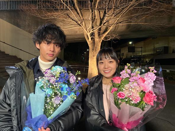 「やめるときも、すこやかなるときも」藤ヶ谷太輔(Kis-My-Ft2) 奈緒 (c)NTV