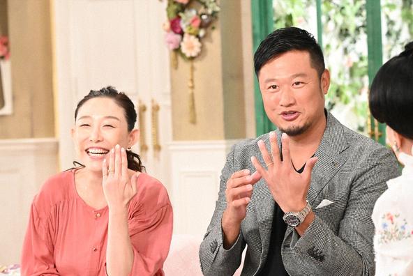 『徹子の部屋』〈ゲスト〉マック鈴木・小原正子夫妻(1) (c)テレビ朝日