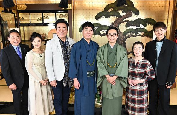 『ぶっこみジャパニーズ』出演者の皆さん(1) (c)TBS