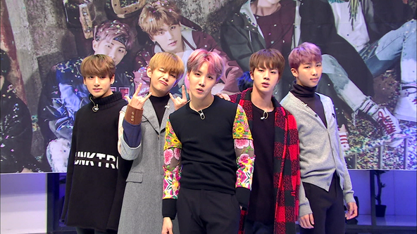『I AM K-POP IDOL 』  (C) 2018 TV Chosun