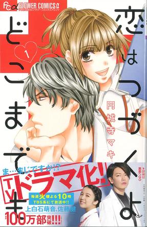 「恋つづロス」の特効薬! 『恋はつづくよどこまでも』原作コミックスが170万部突破! (1)
