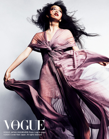 Cocomi、『ヴォーグ ジャパン』表紙でデビューを飾る。ディオールのビューティー、ファッション、ジュエリー&タイムピーシズのジャパン アンバサダー就任発表も