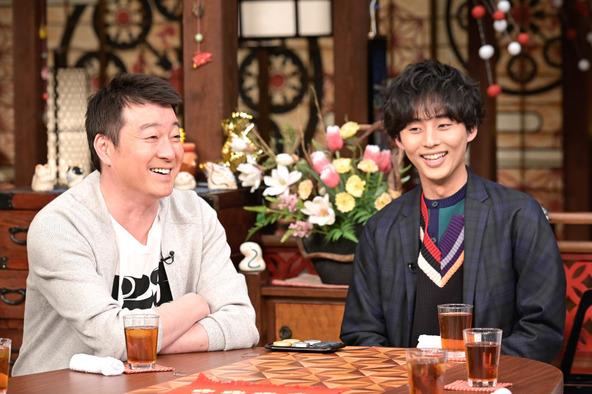 『人生最高レストラン』加藤浩次、藤ヶ谷太輔(Kis-My-Ft2) (c)TBS