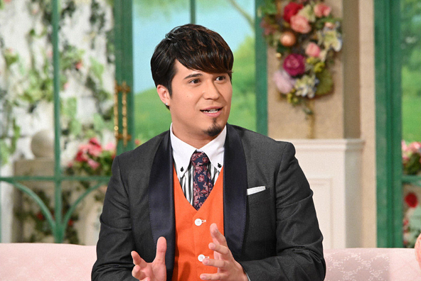 『徹子の部屋』〈ゲスト〉木村昴 (c)テレビ朝日
