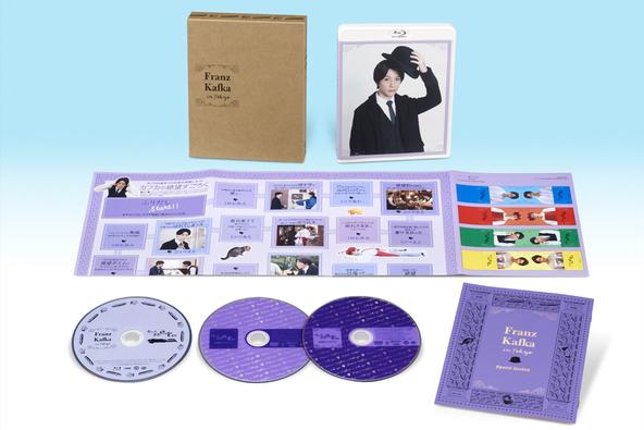 『カフカの東京絶望日記』Blu-ray(特装限定版) (C)「カフカの東京絶望日記」製作委員会・MBS